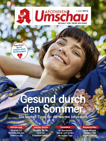 Apotheken Umschau inkl. TV-Programm